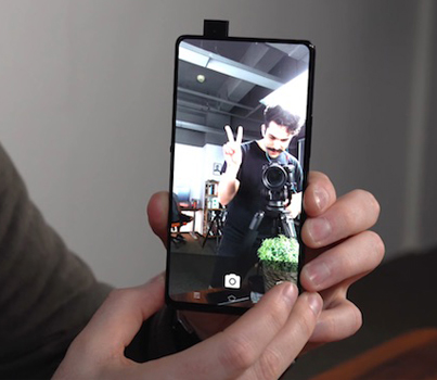 The True All-Screen Smartphone Is Here 😱😱😱