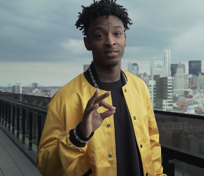 21 Savage Talks About Why He Ain't Wearing Jewelry No More 📠📠📠