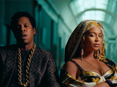 APES**T by THE CARTERS (Official Music Video) 😳🔥💯