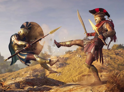 Assassin's Creed Odyssey (Official Video Game Trailer)