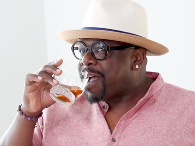 Cedric The Entertainer Makes The World's Greatest Man-wich 🤔🤔🤔