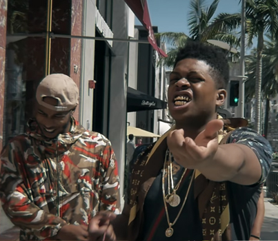Chain On My Neck by Swagger Rite x Kid Buu (Official Music Video) 🍦🌊