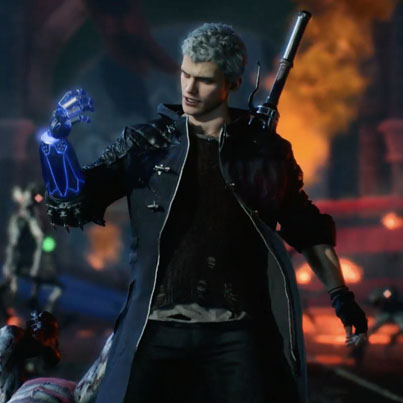 Devil May Cry 5 (Official Video Game Trailer)
