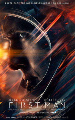 First Man (Official Movie Trailer)