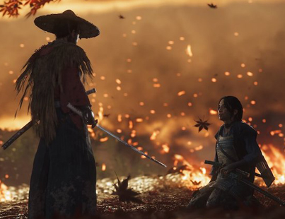 Ghost Of Tsushima (Official Gameplay Trailer)