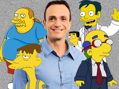 Hank Azaria Breaks Down His Iconic Simpsons Voices And Movie Roles 🤓🤓🤓
