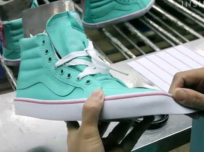 How Vans Makes Its Iconic Sneakers 🔥🔥🔥