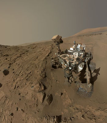 NASA: Building Blocks For Life Discovered On Mars 👽👽👽
