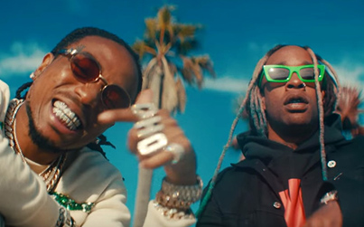 Pineapple by Ty Dolla $ign x Gucci Mane x Quavo (Official Music Video)
