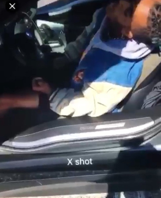 Raw Footage Of XXXTentacion Shot Dead In His BMW i8 (*Warning* Graphic) 😔🙏🏽💔