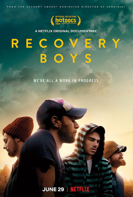 Recovery Boys (Official Netflix Trailer)