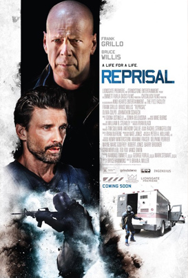 Reprisal (Starring Bruce Willis) (Official Movie Trailer)