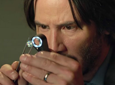 Siberia (Starring Keanu Reeves) (Official Movie Trailer)