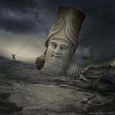 The Anunnaki Creation Story: The Biggest Secret In Human History 👁️🤔💯
