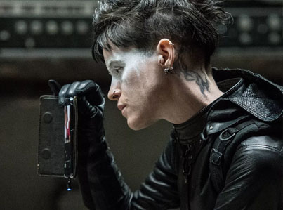 The Girl In The Spider's Web (Official Movie Trailer)