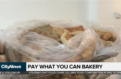 Toronto Bakery Lets You Pay What You Can 🙏❤️