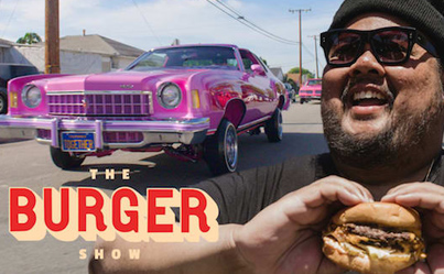 Why Lowriders And Backyard Burgers Define East L.A. 🔥🍔