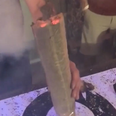 Wanted Blaze: 1 Pound Joint 👀🤔👇