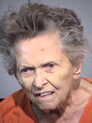 92-Year-Old Mom Kills 72-Year-Old Son For Wanting To Move Her To A Nursing Home 😱💀