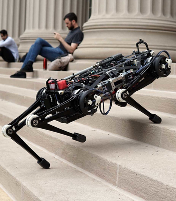 Blind Robot Can Climb Stairs Littered With Obstacles 😵😵😵