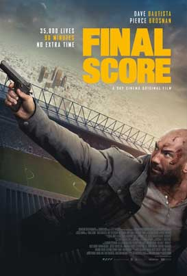 Final Score (Starring Dave Bautista) (Official Movie Trailer)