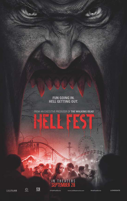 Hell Fest (Official Movie Trailer)