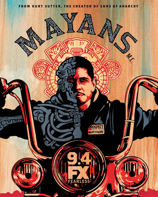 Sons Of Anarchy Spinoff: Mayans M.C. (Official TV Trailer)