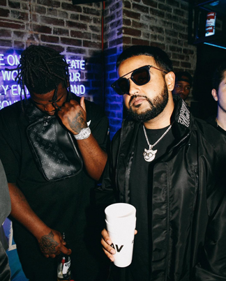 Me And My Bitch by NAV (Prod. by Metro Boomin) (Official Audio) 😈😈😈