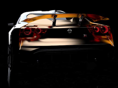 """Nissan's GT-R50 By Italdesign Is A Car """"Without Limits"""" 🔥🔥"""