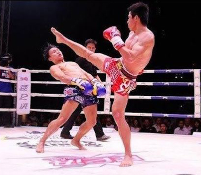 The Mayweather Of Muay Thai 💪💪💪