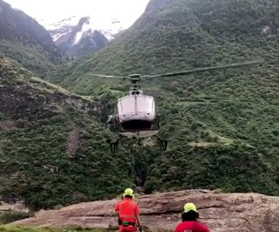 This Is How Real G's Make A God Damn Entrance 🚁💨😜