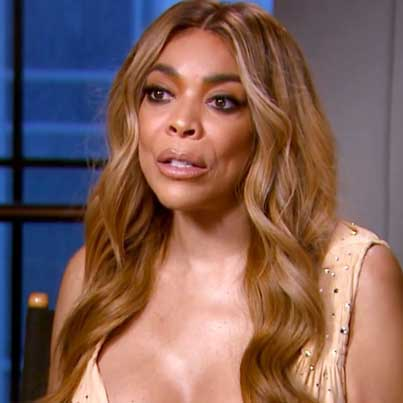 Wendy Williams Opens Up About Her Cocaine Addiction