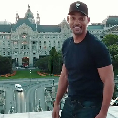 Will Smith Conquers The 'In My Feelings' Challenge 😂🔥💯