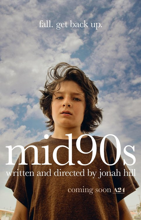 Jonah Hill's Directorial Debut Film: Mid90s (Official Movie Trailer)