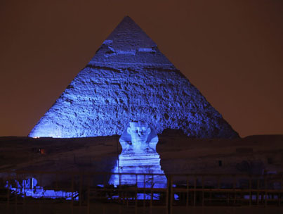 Archeologists In Egypt Discover Pyramid Of Giza Has Own Energy Source 👀🤔