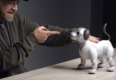 For $3K You Can Buy Sony's Aibo Robo Dog That Won't Shit On The Carpet 🐶😂