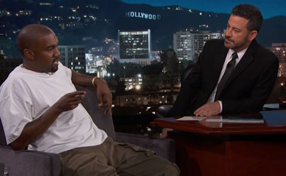 Jimmy Kimmel's Full Interview With Kanye West 🚀🉐🌃🌍