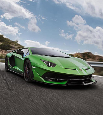 Lamborghini Unveils Its Latest Supercar The 759HP Aventador SVJ 😍🔥