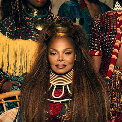Made For Now by Janet Jackson x Daddy Yankee (Official Music Video)