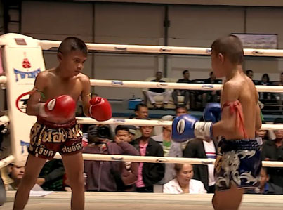 Thailand's Kickboxing Kids: Children Compete In The Ring For Cash (Documentary) 🤔💰