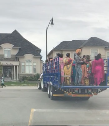 This Is What Brampton's Dealing With Eh 😭😭😭