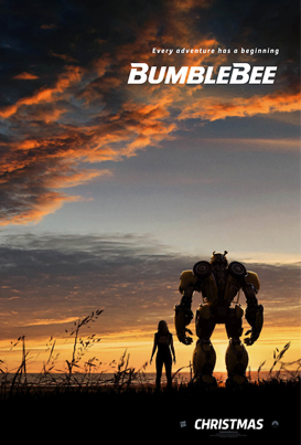 Bumblebee: Transformers Spin-Off (Official Movie Trailer)