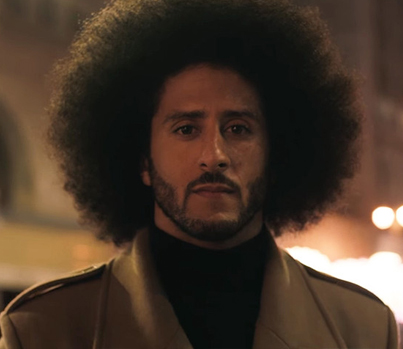 Colin Kaepernick Narrates & Stars In New 'Dream Crazy' Nike Commercial ✊✊✊