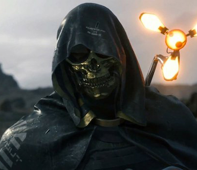 Death Stranding: Man In The Golden Mask (Official Video Game Trailer)