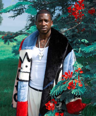 The King Of Diamonds: Gucci Mane Shows Off His Insane Jewelry Collection 🏹🏹🏹