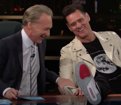 Jim Carrey Praises Nike For Making Colin Kaepernick Ads 😂🙏🏾🐐
