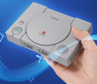 "Sony Introduces The ""PlayStation Classic"" Mini Retro Console 🔥🔥🔥"