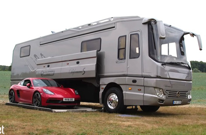 Take The Ultimate Road Trip In This Luxury $1.7M RV 👍👍👍