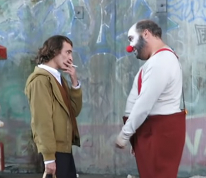 The First Footage Of Joaquin Phoenix Playing The Joker Has Surfaced 😱🎬🔥