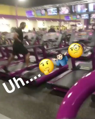 This Is Exactly Why You Don't Get A Membership At Planet Fitness 🏃⚡😱😭